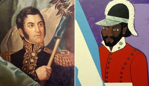 San Martín y el aporte afro a la emancipación argentina