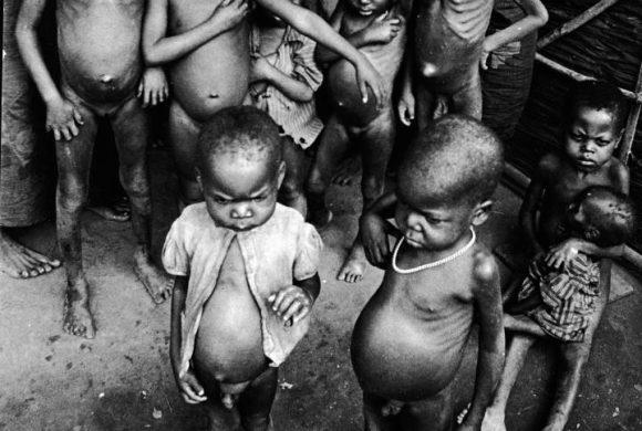 La primera guerra viral en África: Biafra