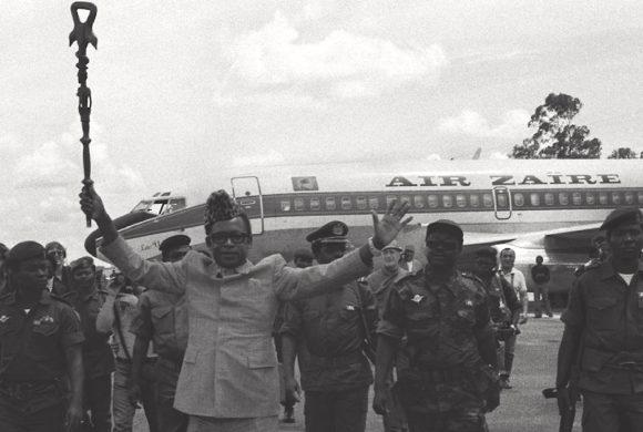 Mobutu y Zaire: megalomanía y desfalco