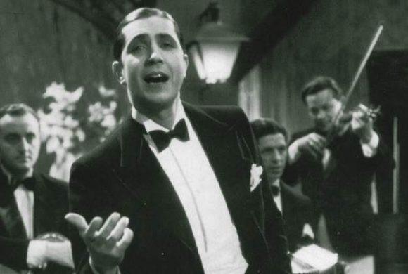El tango, sobre blanco y negro