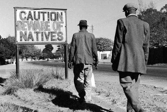 Sudáfrica y su historia más nefasta