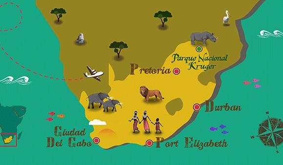 Por qué Sudáfrica es un trampolín para pymes que quieren exportar a África