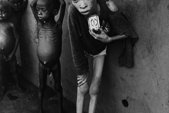 Guerra civil y catástrofe humanitaria. Nigeria, 1967-1970