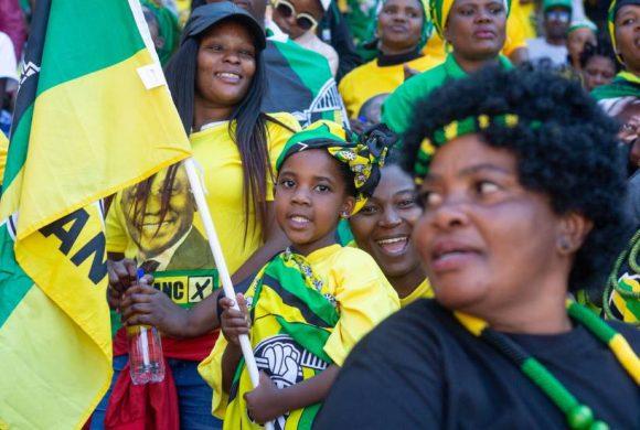 Elección y retos en Sudáfrica