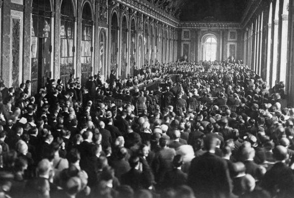Hace 100 años: Versalles, Alemania y África