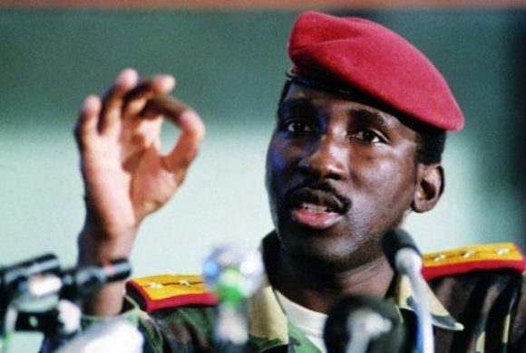 Sankara, la Revolución y la juventud