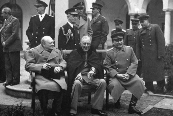 El África de Yalta